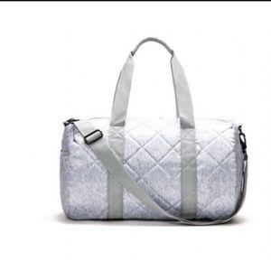 9d2f67670305 vooray Bags - Vooray Roadie Classic Gym Duffel Bag Grey